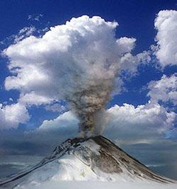 Bill Berner volcano