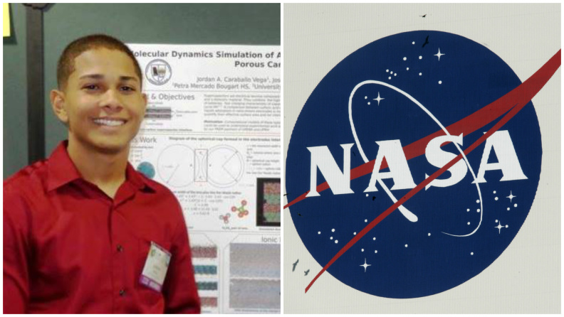 LRSM summer high school science program participant receives MUREP NASA scholarship