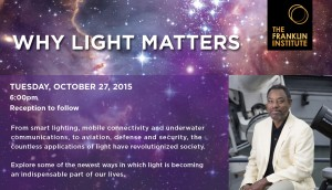 WHY LIGHT MATTERS
