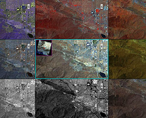Jane Dmochowski / Remote Sensing: The Earth's Increasingly Helpful Physician