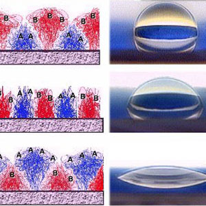 Preston B. Moore / Smart Materials That Respond to Stimuli