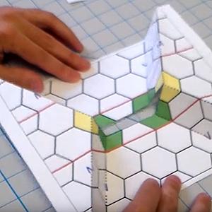 Toen Castle / The Mathematics of Paper