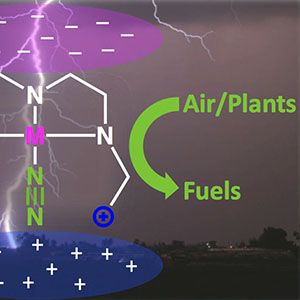 Neil Tomson / Chemical Lightning: Using Electrostatic Fields to Make Alternative Fuels