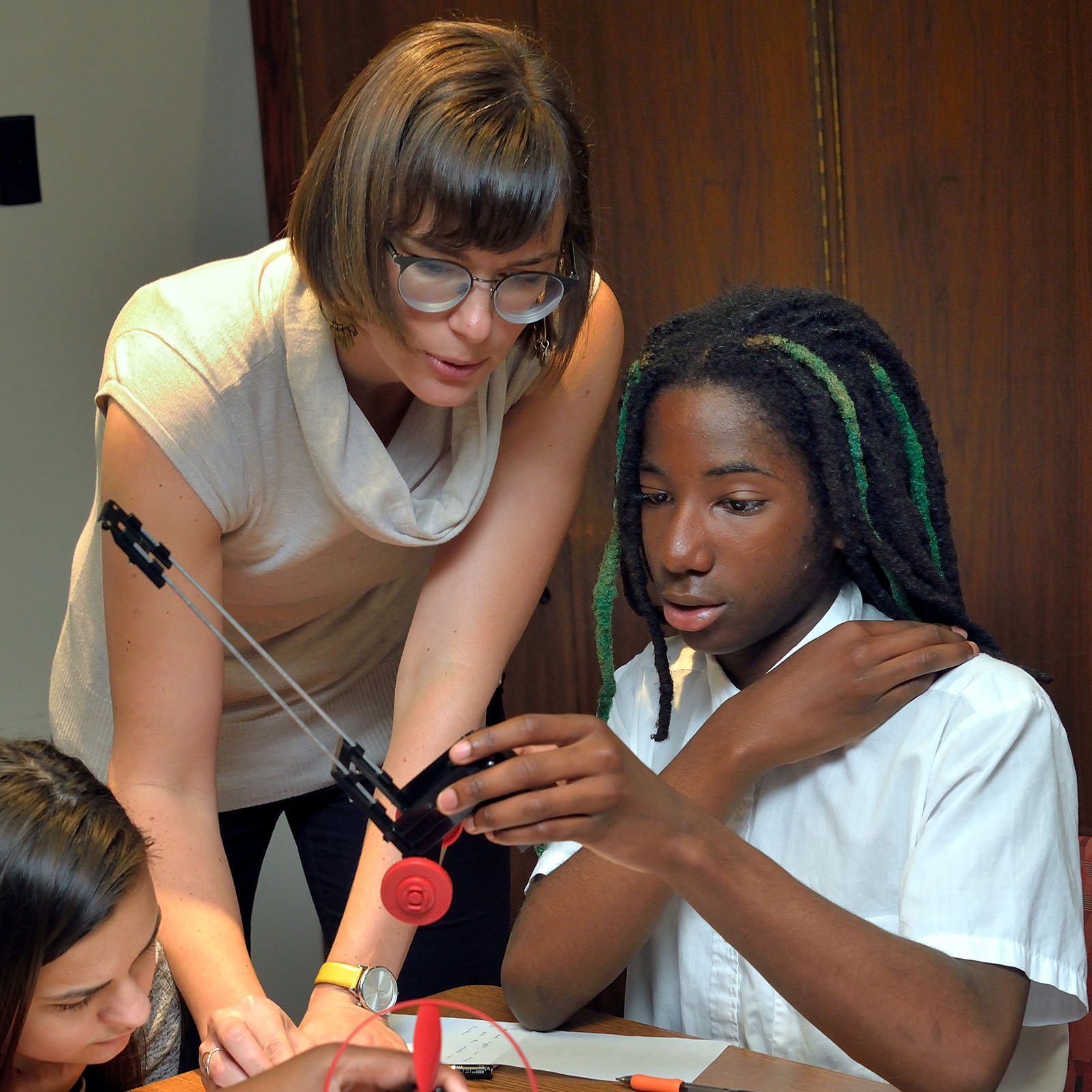 LRSM Science Camp Expands Opportunities for Philadelphia Middle Schoolers