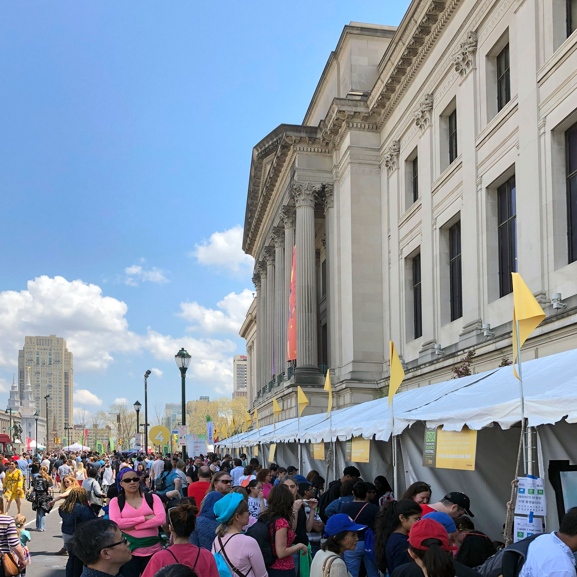 Philadelphia Science Festival 2018