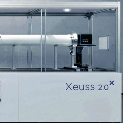 State-of-the-Art X-ray Scattering Instrument