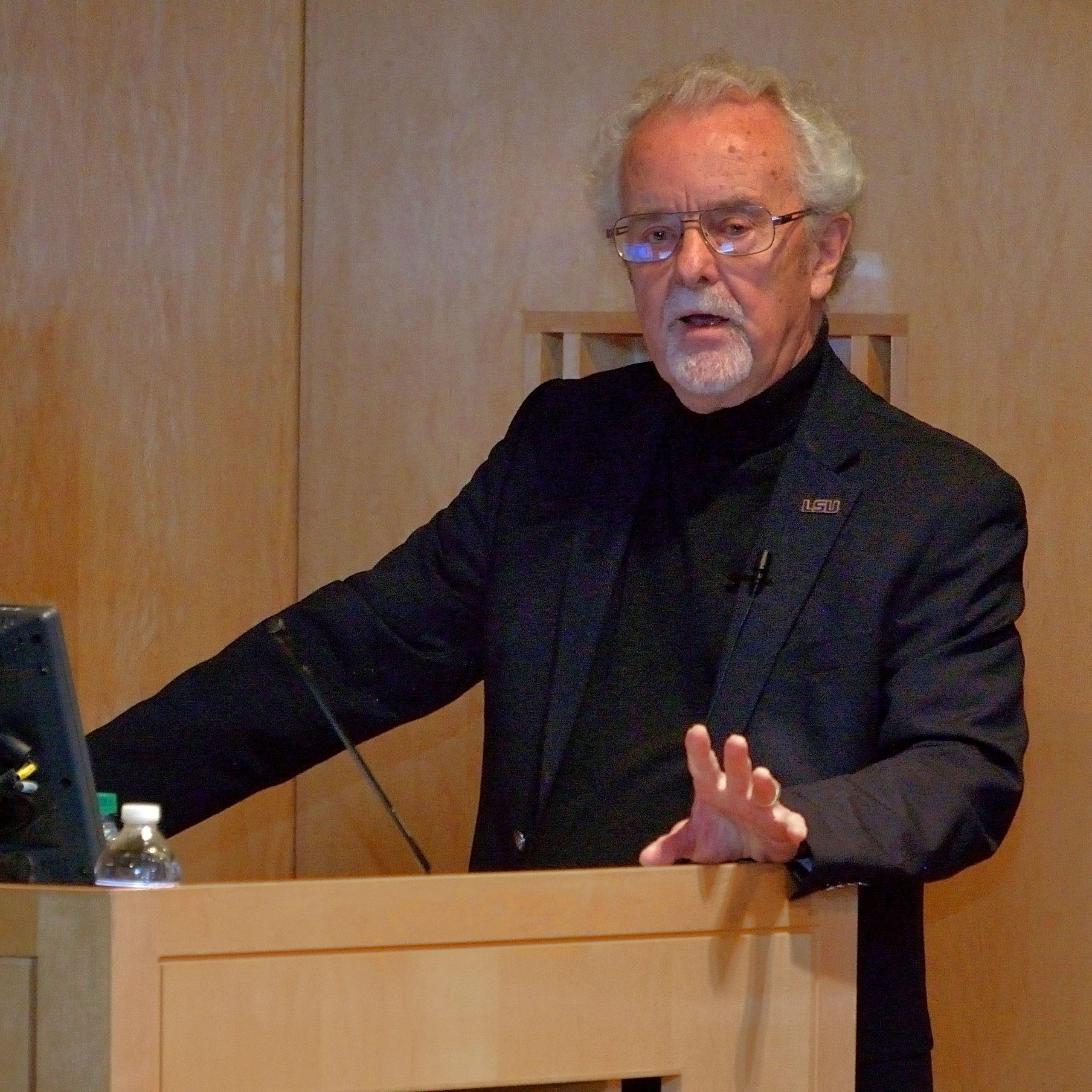 Professor E. Ward Plummer, 1940-2020