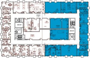 Phase 6.3 Fourth Floor (North)